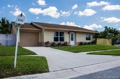 6245 Oakview Ln, Lake Worth, FL 33463 - MLS#: A10466943