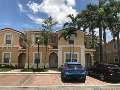 12949 SW 30th St UNIT 105, Miramar, FL 33027 - MLS#: A10466969