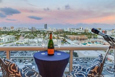 1800 Sunset Harbour Dr UNIT 1715, Miami Beach, FL 33139 - MLS#: A10467346