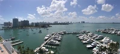 1800 Sunset Harbour Dr UNIT 1206, Miami Beach, FL 33139 - MLS#: A10467348