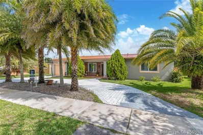1171 Nightingale Ave, Miami Springs, FL 33166 - #: A10467383