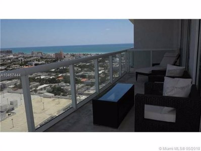 450 Alton Rd UNIT 2804, Miami Beach, FL 33139 - MLS#: A10467444