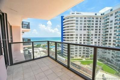 5225 Collins Ave UNIT 1015, Miami Beach, FL 33140 - MLS#: A10467484