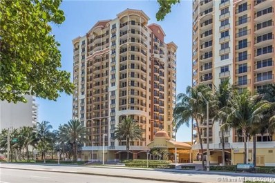 2001 N Ocean Blvd UNIT 1505, Fort Lauderdale, FL 33305 - MLS#: A10467544