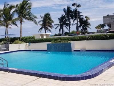 6917 Collins Ave UNIT 1210, Miami Beach, FL 33141 - MLS#: A10467659