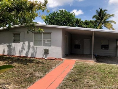 3621 SW 47th Ave, West Park, FL 33023 - MLS#: A10467691