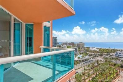 300 S Pointe Dr UNIT 1406, Miami Beach, FL 33139 - MLS#: A10467925