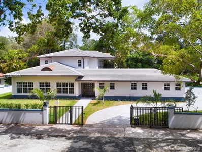 1101 Sunset Rd, Coral Gables, FL 33146 - MLS#: A10467966