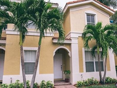 12805 SW 31 Court UNIT 152, Miramar, FL 33027 - MLS#: A10468118