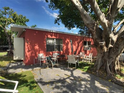 705 NW 19th Ter, Fort Lauderdale, FL 33311 - MLS#: A10468121