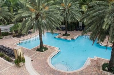17100 N Bay Rd UNIT 1808, Sunny Isles Beach, FL 33160 - MLS#: A10468372