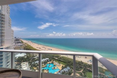100 S Pointe Dr UNIT 2207, Miami Beach, FL 33139 - MLS#: A10468462