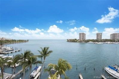 1600 S Bayshore Ln UNIT 6A, Coconut Grove, FL 33133 - MLS#: A10469063
