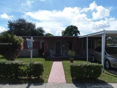 15950 NW 21st Ave, Miami Gardens, FL 33054 - MLS#: A10469118