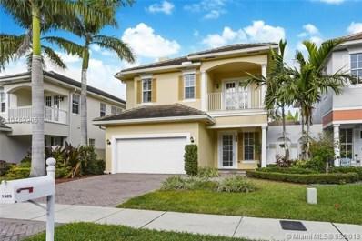 1505 SW 23rd St, Fort Lauderdale, FL 33315 - MLS#: A10469206