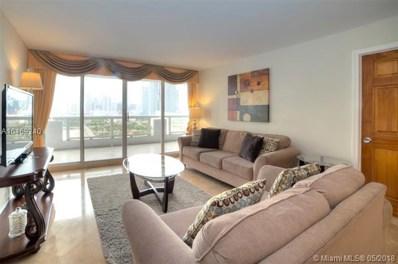 1717 N Bayshore Dr UNIT A-1856, Miami, FL 33132 - MLS#: A10469240
