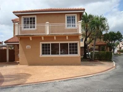 13266 SW 9  Terrace, Miami, FL 33184 - MLS#: A10469315