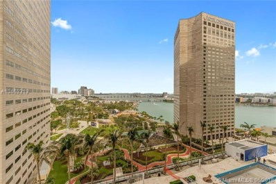 325 S Biscayne UNIT 1916, Miami, FL 33131 - MLS#: A10469319