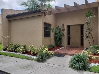 9844 NW 15th St UNIT 192, Pembroke Pines, FL 33024 - MLS#: A10469454