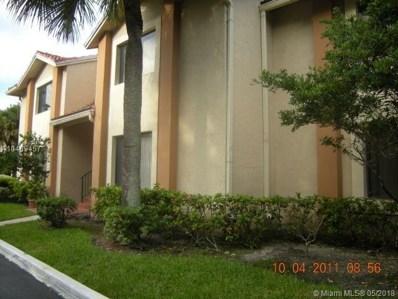 3196 Coral Lake Way UNIT 3196, Coral Springs, FL 33065 - MLS#: A10469457