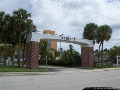 505 E Dania Beach Blvd UNIT 4-2 \'I\', Dania Beach, FL 33004 - MLS#: A10469646