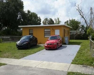 2402 NW 7th St, Pompano Beach, FL 33069 - MLS#: A10469688