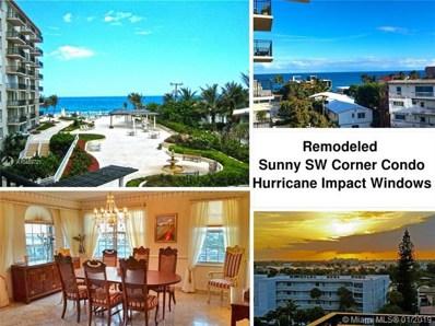 3475 S Ocean Boulevard UNIT 501, Palm Beach, FL 33480 - MLS#: A10469721