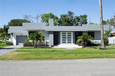 283 NE 107th St, Miami, FL 33161 - MLS#: A10469761