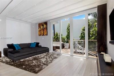 1024 Lenox Ave UNIT TH4, Miami Beach, FL 33139 - MLS#: A10469797