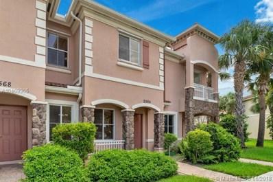 2564 SW 83rd Ave UNIT 106, Miramar, FL 33025 - MLS#: A10469965