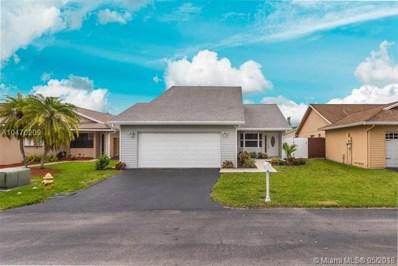 8350 SW 41st St, Davie, FL 33328 - MLS#: A10470209