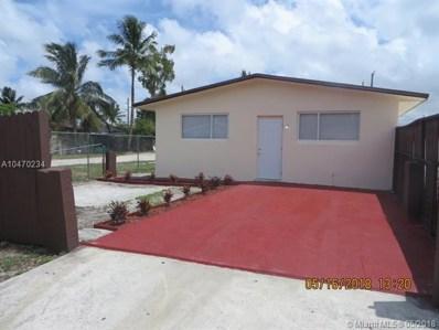 2940 NW 90th St, Miami, FL 33147 - MLS#: A10470234