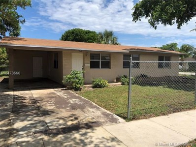 2941 NW 11th Pl, Fort Lauderdale, FL 33311 - MLS#: A10470660