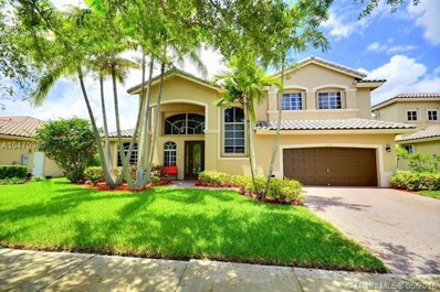 2837 Poinciana Cir, Cooper City, FL 33026 - MLS#: A10470980