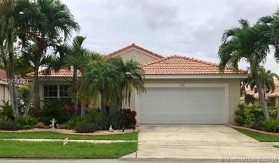 470 SW 182nd Way, Pembroke Pines, FL 33029 - MLS#: A10471291