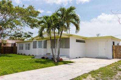 720 NW 141st St, Miami, FL 33168 - MLS#: A10471638