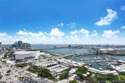 244 Biscayne Blvd UNIT 3008, Miami, FL 33132 - MLS#: A10471701
