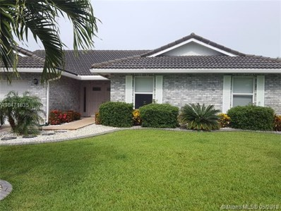4216 NW 73rd Ave, Coral Springs, FL 33065 - MLS#: A10471835