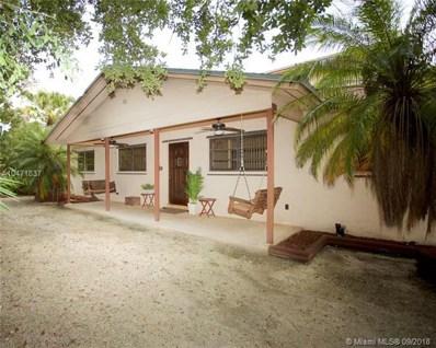 17981 SW 210th Ter, Miami, FL 33187 - MLS#: A10471837