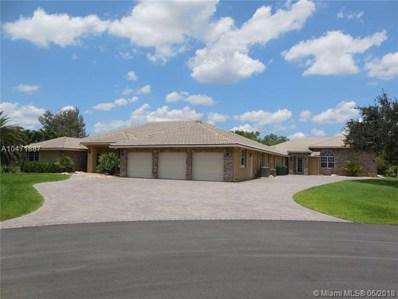 1461 NW 114th Ave, Plantation, FL 33323 - MLS#: A10471887