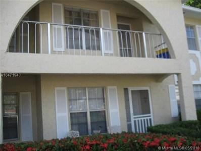 13840 Via Flora UNIT H, Delray Beach, FL 33484 - MLS#: A10471943