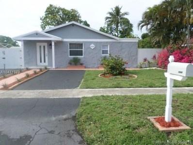 6343 SW 1st St, Margate, FL 33068 - MLS#: A10471973