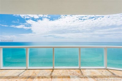6365 Collins Ave UNIT 4003, Miami Beach, FL 33141 - MLS#: A10472009