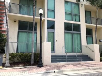 140 S Dixie Hwy UNIT TH101, Hollywood, FL 33020 - #: A10472032