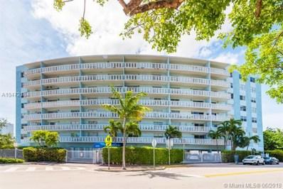 4141 Nautilus Dr UNIT 8H, Miami Beach, FL 33140 - MLS#: A10472184