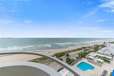 5555 Collins Ave UNIT 12D, Miami Beach, FL 33140 - MLS#: A10472251