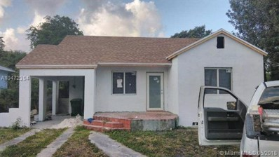 829 NW 50th St, Miami, FL 33127 - MLS#: A10472304