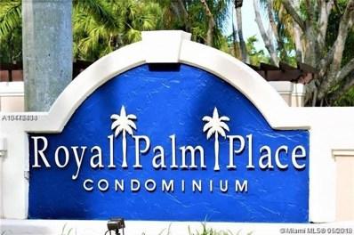 15821 SW 104th Ter UNIT 208, Miami, FL 33196 - MLS#: A10472484