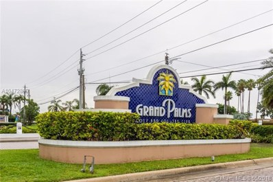 14905 SW 15th St UNIT 14905, Pembroke Pines, FL 33027 - MLS#: A10472899