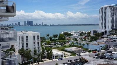 1688 West Ave UNIT 1109, Miami Beach, FL 33139 - MLS#: A10472909